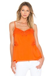 Sanctuary Ivy Tank Orange