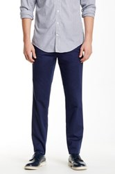 Gant Twill Weekend Tapered Leg Pant Blue