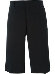 Givenchy Classic Tailored Shorts Black