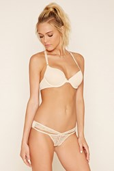 Forever 21 Cheeky Floral Lace Panty