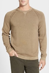 Tommy Bahama Beachcomber Crew Pullover Brown