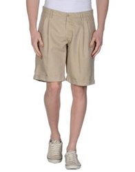 Messagerie Bermudas Beige
