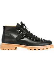 'Pyrenees' Hiking Boots Black