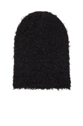 3.1 Phillip Lim Bio Faux Fur Beanie In Black