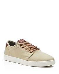 Wesc Off Deck Lace Up Sneakers Compare At 118 Chinchilla