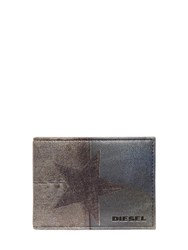 Diesel Cuban Star Faux Leather Classic Wallet