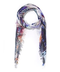 Lily And Lionel Carrie Modal Silk Blend Scarf