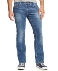 Guess Bootcut Folsom Blues Wash Jeans