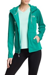 The North Face Castle Crag Hoodie Green