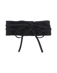 Akris Punto Belts Black
