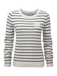 Henri Lloyd Mariah Knitted Sweater White
