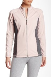 Nydj Fit Solution Trainer Jacket Pink