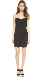 Marc By Marc Jacobs Summer Cotton Mini Dress Black