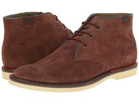Lacoste Sherbrooke H Dark Tan Men's Lace Up Boots Brown