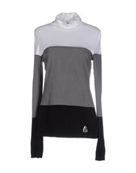 Marina Yachting Knitwear Turtlenecks Women Grey