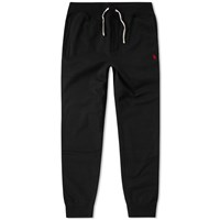 Polo Ralph Lauren Cuffed Track Pant Black