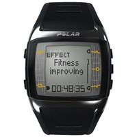 Polar Men's Ft60 Fitness Watch Black