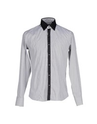Massimo Rebecchi Shirts Shirts Men Black