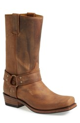 Men's Sendra Boots Tall Harness Boot Tan