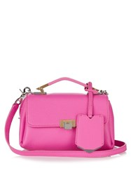 Balenciaga Le Dix Soft Nano Cross Body Bag Pink