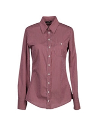 Denny Rose Long Sleeve Shirts Red