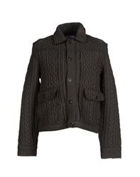 Esemplare Coats And Jackets Jackets Men Military Green