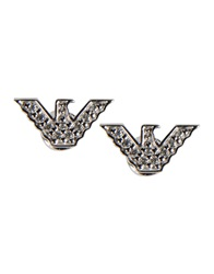 Emporio Armani Earrings Silver