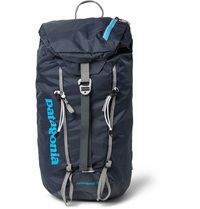 Patagonia Ascensionist Shell Backpack Blue