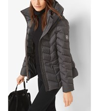Packable Quilted Nylon Jacket