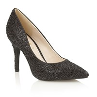 Ravel Shelby Court Shoes Black