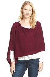 Women's In Cashmere Convertible Cashmere Poncho