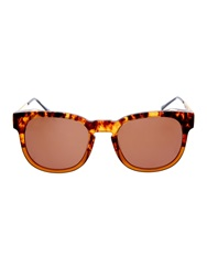 Thierry Lasry Authority Square Framed Sunglasses