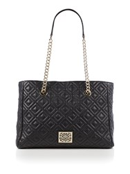 Biba Sandra Quilted Tote Bag Black