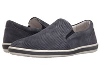 Kenneth Cole Reaction Take A Stroll Blue Men's Slip On Shoes