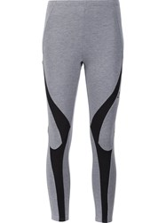 Y 3 Double Jersey Leggings Grey
