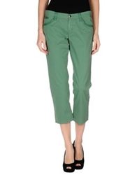Brebis Noir Casual Pants Green