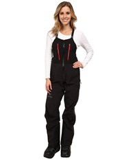 Arc'teryx Alpha Sv Bibs Black Women's Overalls One Piece