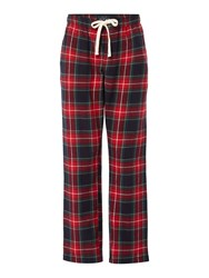 Howick Classic Tartan Flannel Pant Navy