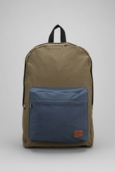 Spurling Lakes Classic Colorblock Backpack Blue