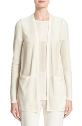 Lafayette 148 New York Women's Ombre Stitch Cardigan