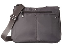 Mosey Stand Up Pewter Handbags