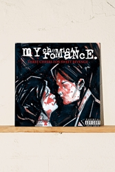 My Chemical Romance Three Cheers For Sweet Revenge Lp Black