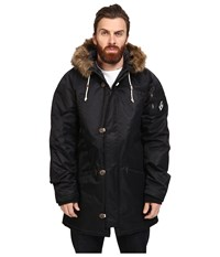 Vans Joel Tudor Hetch Mountain Edition Jacket Black Men's Coat