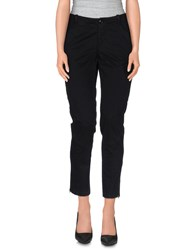 Blauer Trousers Casual Trousers Women Black