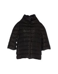 Mauro Gasperi Down Jackets Black