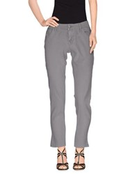 Individual Denim Denim Trousers Women Grey