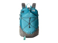 The North Face Angstrom 28 Bluebird Q Silver Grey Backpack Bags