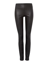 Vero Moda Pu Biker Leggings Black