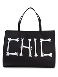 Moschino Cheap And Chic 'Chic' Tote Black
