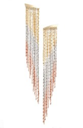 Women's Lana Jewelry Long Fringe Drop Earrings Nordstrom Exclusive
